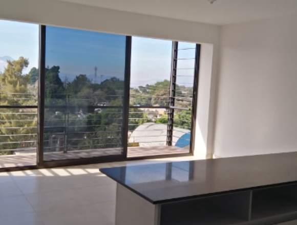 Apartamento en alquiler en Zona 14 Edificio Be14