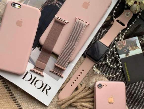 Accesorios para iPhone y Apple Watch