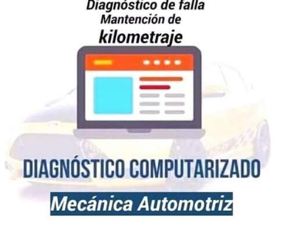 Técnico Automotriz, MECÁNICA A DOMICILIO EN STGO