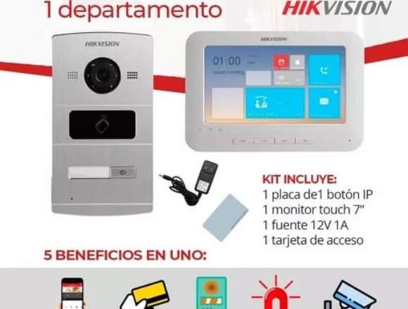 Video portero Ip Hikvision 0983080310