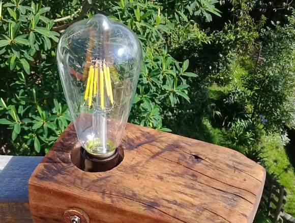 Lámpara Rhodesia Foco Led Edison Vintage
