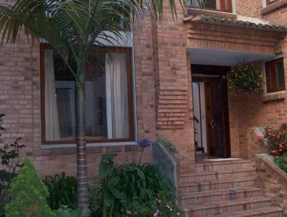 Chia vendo casa hermosa en Seukal