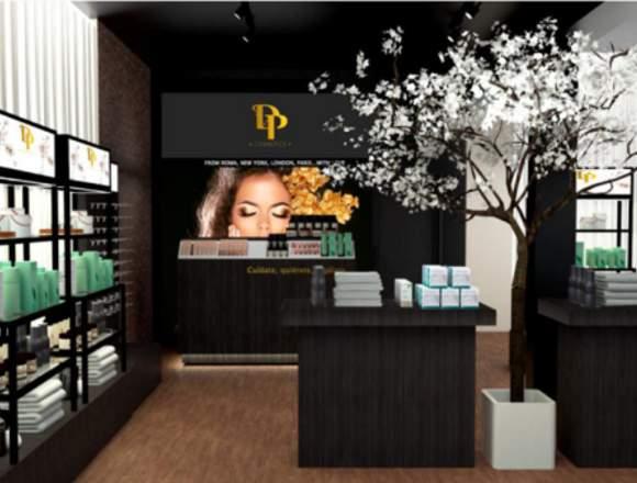 Franquicia de DP Cosmetics