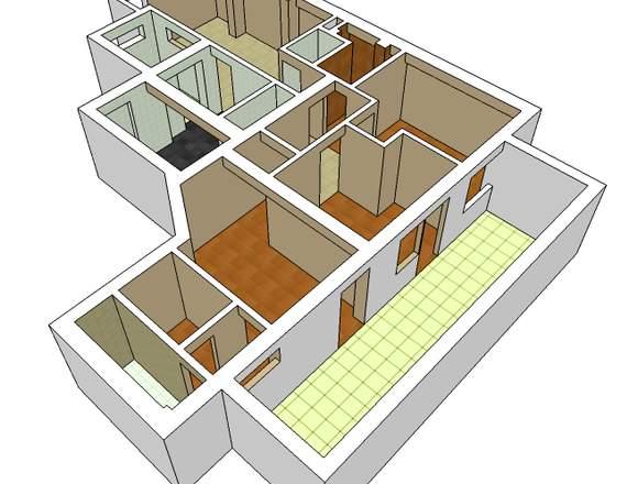 Venta de vivienda en San Borja - USD 320,000