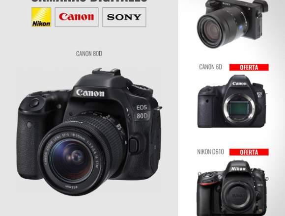 Equipos Fotográficos