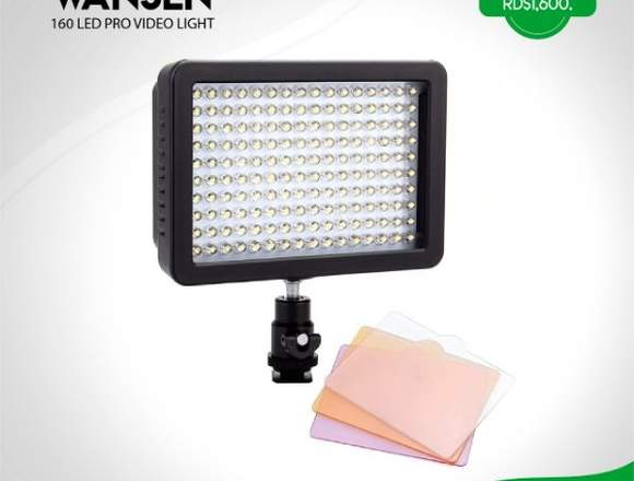 WANSEN VIDEO LIGHT 160 LED