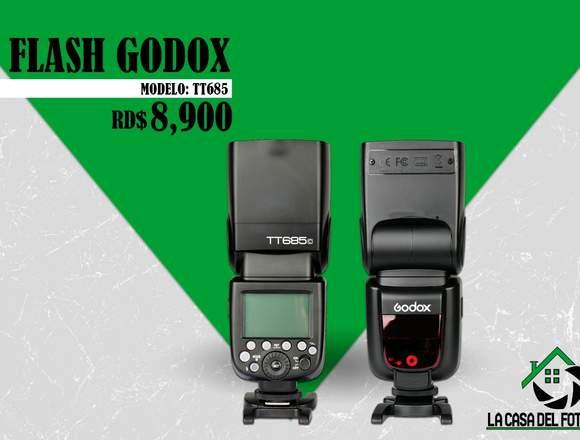 Flash Godox Modelo:TT685