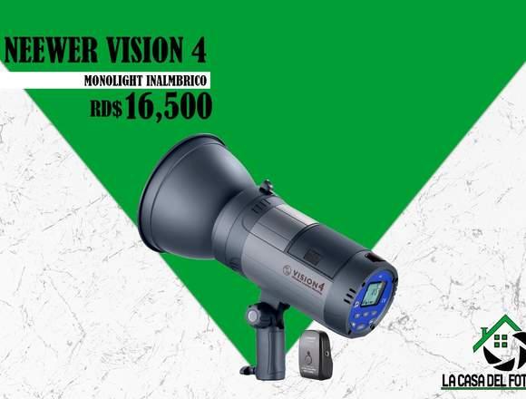 Neewer Vision4 Monolight Inalambrico