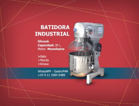 Batidora Industrial Silcook 30 Litros Monofasica