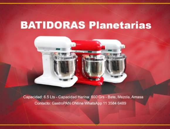 Batidora Planetaria Compacta Monofasica