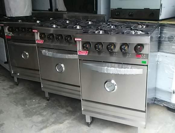 Cocina Industrial Petit desde 55 cm de Ancho