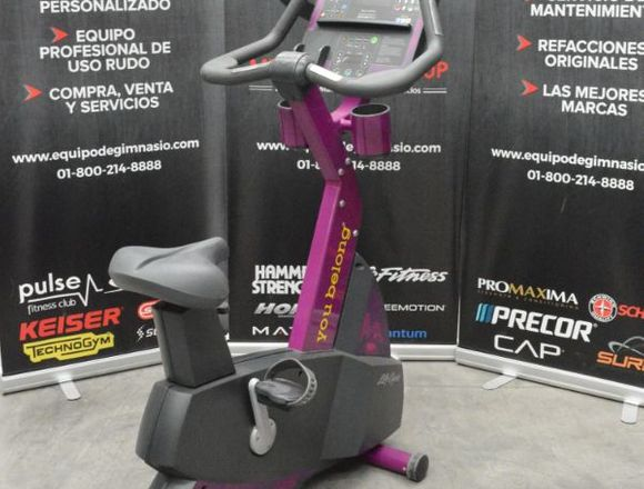 Bicicleta Upright Life Fitness Integrity