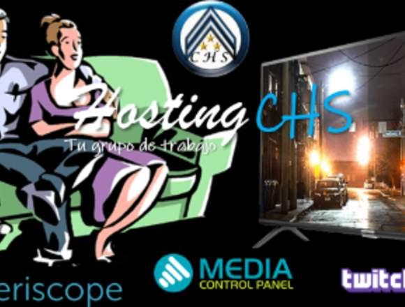 HostingCHS.com Tu mejor opción