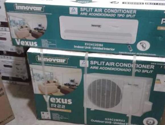 aire acondicionado split 18000btu