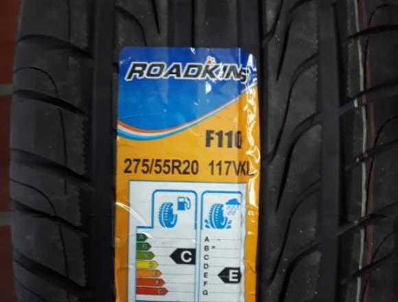caucos 275/55 r20 roadkins