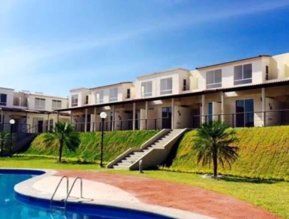Hermosa casa con alberca en Cuautla Morelos