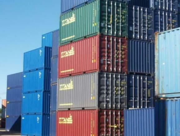 Container Marítimo 10, 20,40 pés Seco,