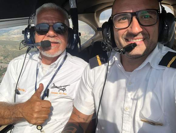 ¿Te interesa formarte como piloto privado?
