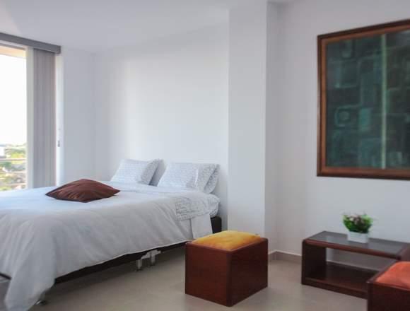 Arriendo apartamento amoblado Popayán por días