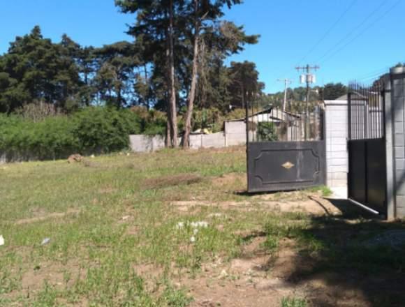 CityMax Antigua Terreno renta Z.1 San Lucas Sac.