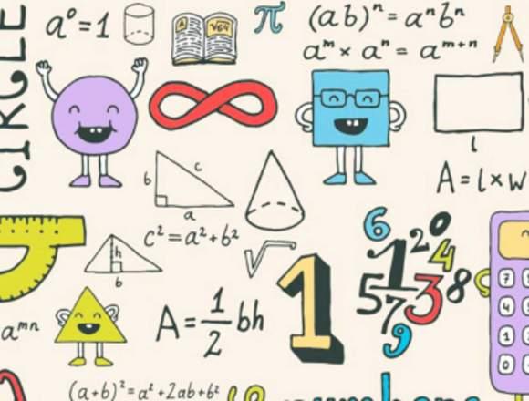 Se realiza trabajos de matematicas y quimia