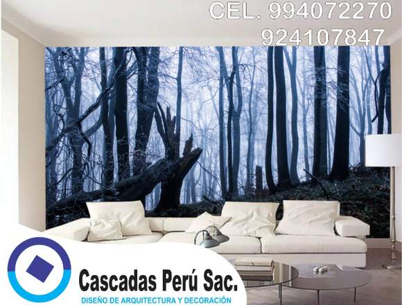 lamina decorativo 3d, vinil decorativo 3d