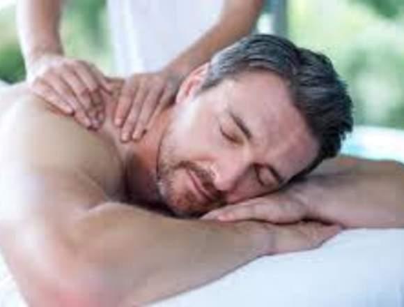 Masaje Antiestres Y Relajante