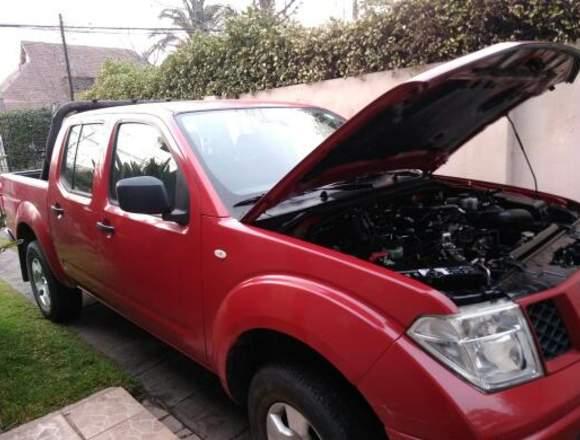 Camioneta NISSAN NAVARA SE2 4X4 2.5 Diesel