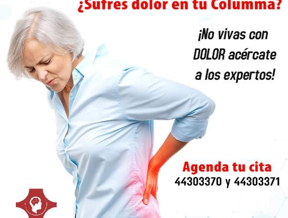 ¿Sufres de Dolor en tu Espalda?