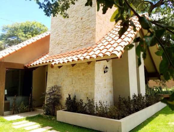 Hermosas casas en zona norte de Santa Cruz