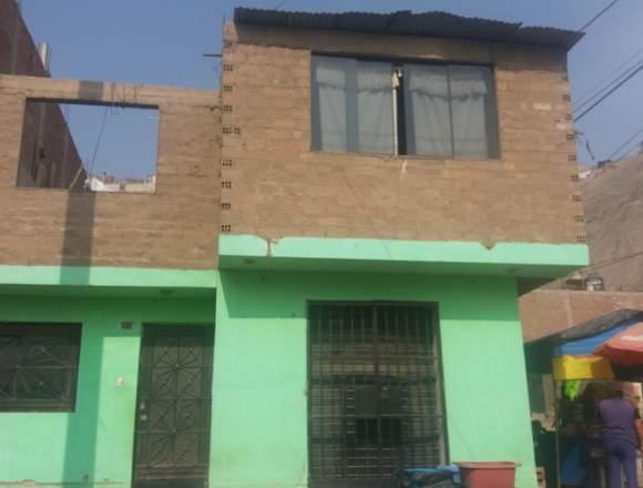 Vendo Casa de 2 pisos de 140 mt2