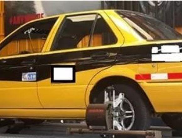 Oportunidad taxi legal vendo o cambio