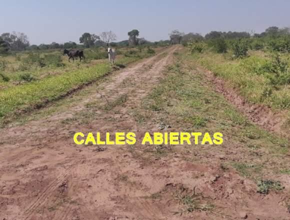 LOTES SUPER BARATOS EN URB. LA FAMILIA II - COTOCA
