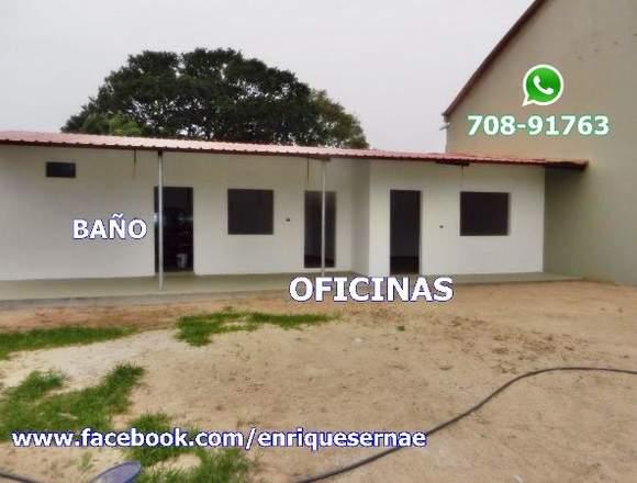 GALPÓN EN ALQUILER - ZONA NORTE 8-9NO ANILLO!!