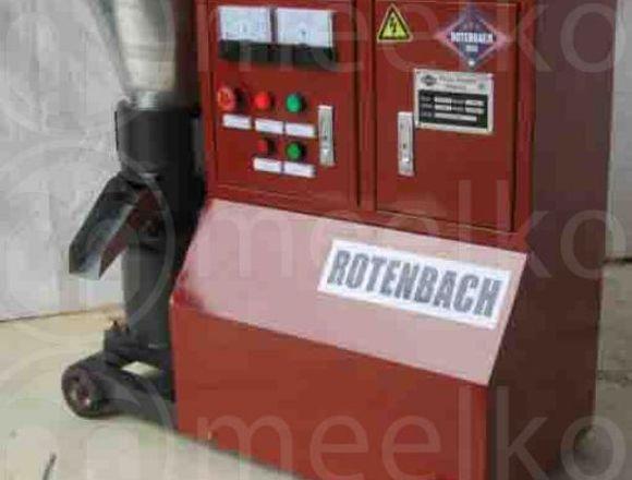 PALETIZADORA ELECTRICA MKFD150C - MEELKO,