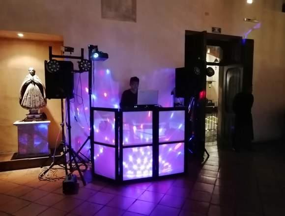 Dj en Puebla / Audio, Iluminación, Fiestas