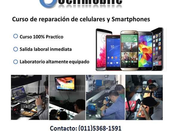 Curso de Reparacion de Celulares y Smartphones