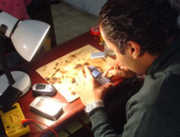 Curso de reparación y desbloqueo de celulares