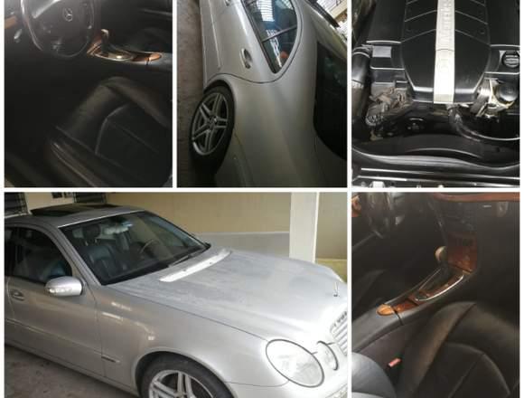Se vende Mercedes Benz E320 2003
