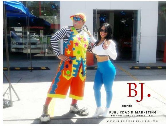 AGENCIA BJ. SERVICIO DE PUBLICIDAD Y MARKETING