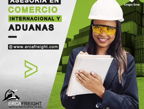 ASESORÍA EN COMERCIO INTERNACIONAL Y ADUANAS