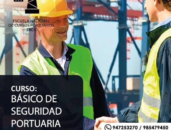 CURSO DE SEGURIDAD PORTUARIA - ERCA FREIGHT