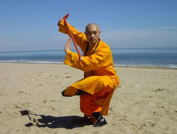 Clases de kung fu en la ciudad