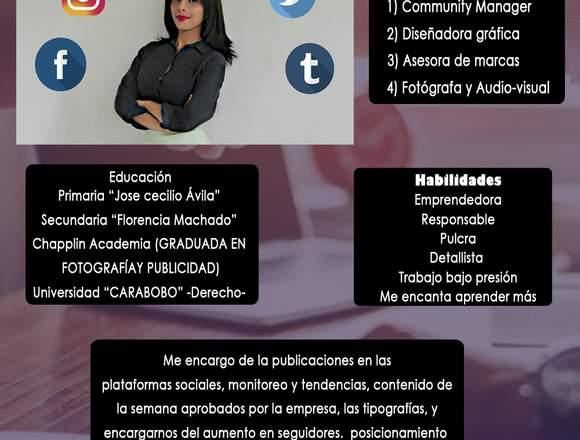 COMMUNITY MANAGER (GESTIÓN DE REDES SOCIALES)