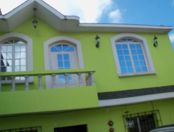 Vendo casa de 2 Niveles en San Jose Pinula