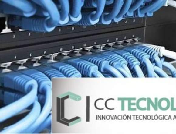 Cableado Estructurado MEGACOMEX Ecuador