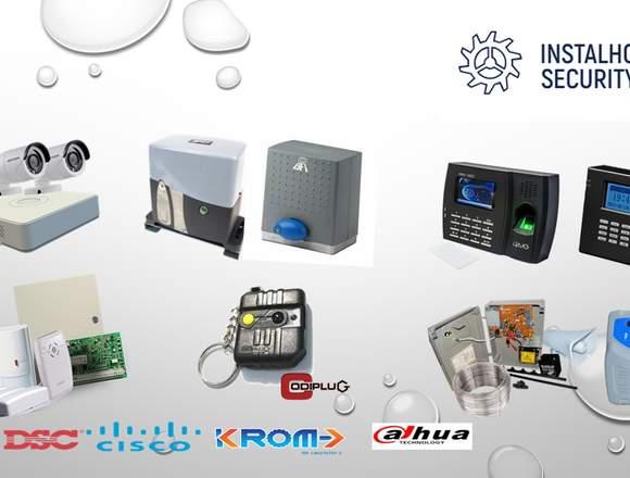 Sistemas electronicos para la seguridad