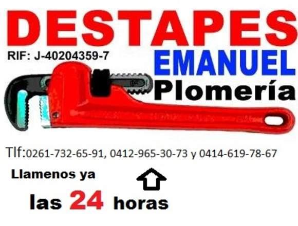 PLOMEROS MARACAIBO 24HORAS
