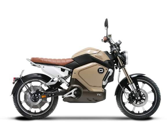 Moto Super Soco Tc 1200