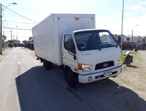 Se vende Camión Hyundai HD78 STD. Año 2012